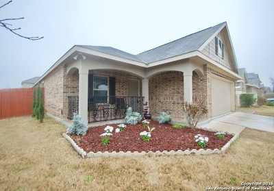 Cibolo Single Family Home Price Change: 500 Saddle Back Trail