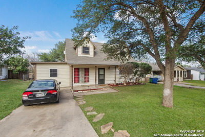 Bexar County Single Family Home Price Change: 3115 Greenacres St