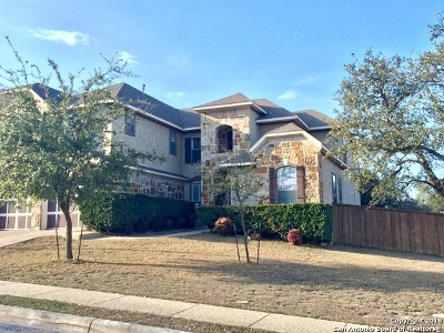 San Antonio Single Family Home New: 1235 Ashbury Bay