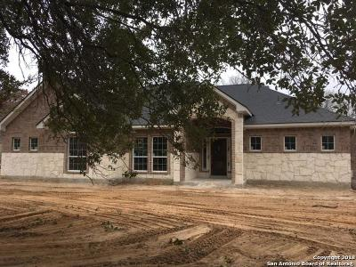 Medina County Single Family Home New: Lot 198 134 E Cr 6868
