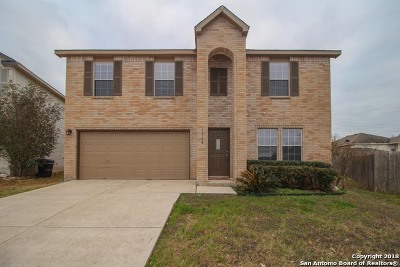 Single Family Home New: 1518 Golden Wing