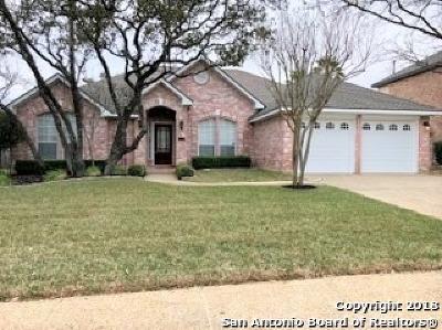 San Antonio Single Family Home New: 13311 Bow Heights Dr