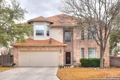 Bexar County Single Family Home New: 11746 Barkston Dr