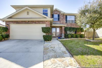 Bexar County Single Family Home New: 15206 Redbird Manor