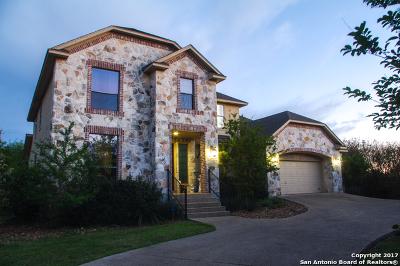 San Antonio Single Family Home New: 102 Evans Oak Ln