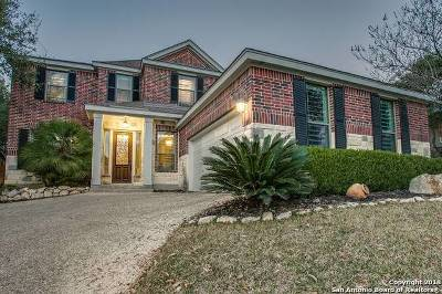 San Antonio Single Family Home New: 1427 Canyon Edge