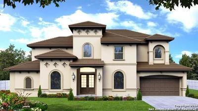 San Antonio Single Family Home New: 7315 Bella Cloud