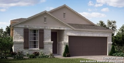 San Antonio Single Family Home New: 12518 Elemina Trail