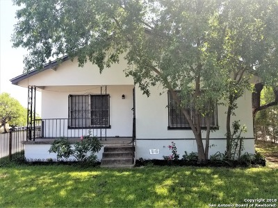 San Antonio Single Family Home For Sale: 442 Avondale Ave