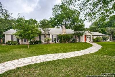 Terrell Hills Single Family Home New: 721 Wiltshire Ave