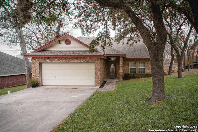 San Marcos Single Family Home For Sale: 103 Hill Dr