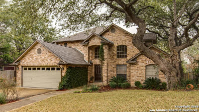 San Antonio Single Family Home New: 14722 Swale
