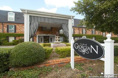 San Antonio Condo/Townhouse New: 8401 New Braunfels Ave #148