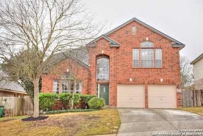 San Antonio Single Family Home New: 20307 Knights Banner