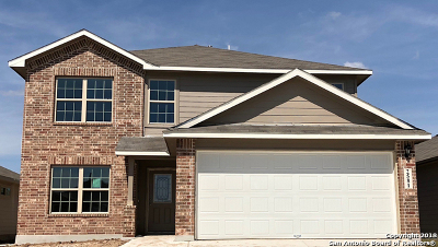 New Braunfels Single Family Home Back on Market: 2581 McCrae
