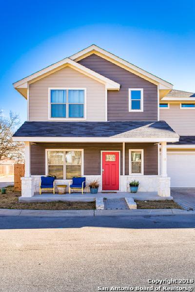 Fredericksburg Single Family Home New: 510 Mueller St Unit 33