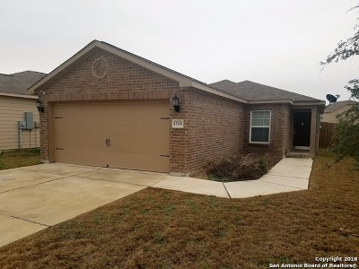 Single Family Home New: 12206 Claiborne