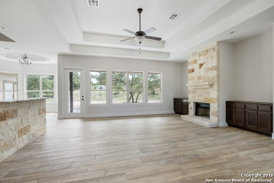 New Braunfels Single Family Home For Sale: 1170 Via Principale