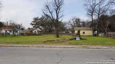 San Antonio Residential Lots & Land Back on Market: 160 Helena St