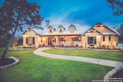 New Braunfels Single Family Home New: 27008 Park Loop Rd