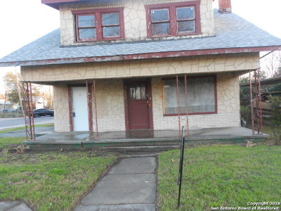 Bexar County, Comal County, Guadalupe County Single Family Home New: 1832 Nolan St