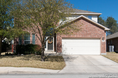 San Antonio Single Family Home New: 3707 Cotoneaster