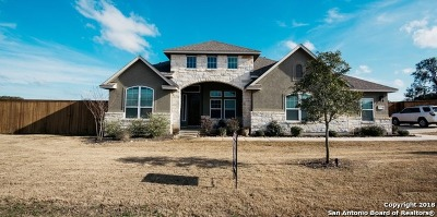 Bexar County Single Family Home Price Change: 2714 Trailmont Dive