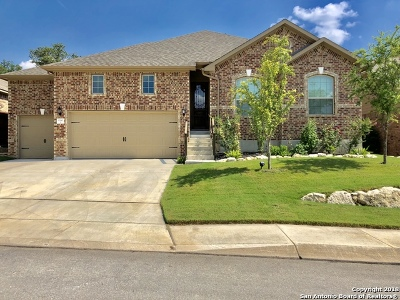 San Antonio Single Family Home Back on Market: 1510 Nightshade