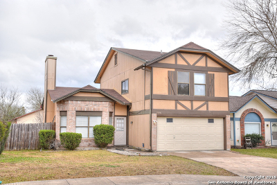 Single Family Home New: 7138 Warrior Trail