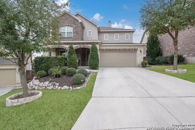 Cibolo Canyons Single Family Home New: 3318 Valley Creek
