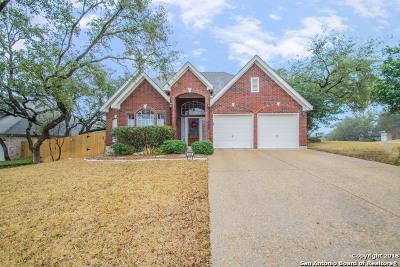 San Antonio Single Family Home New: 1002 Silver Knoll