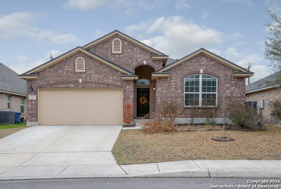 Helotes Single Family Home Back on Market: 13007 Moselle Forest