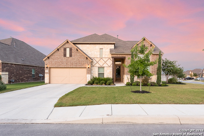 San Antonio Single Family Home New: 11603 Evan Cypress