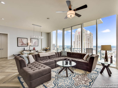 San Antonio Condo/Townhouse New: 610 E Market St #2614