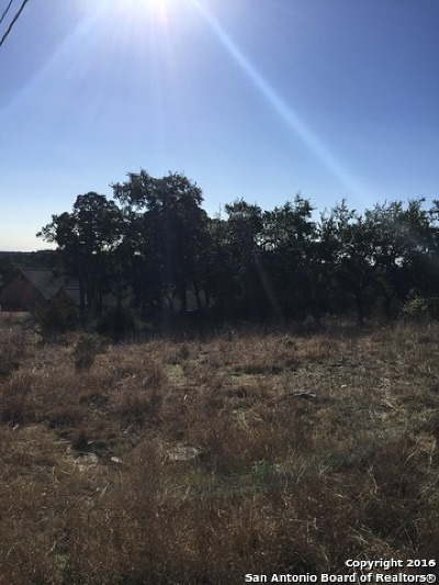 Bulverde Residential Lots & Land For Sale: Preakness Pass