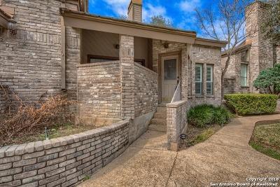 San Antonio Condo/Townhouse New: 11807 Sunburst St #202