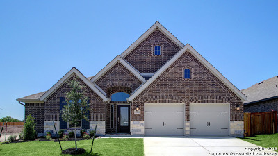 Boerne Single Family Home New: 9736 Innes Place