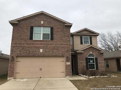 Single Family Home New: 11743 Luckey Ledge