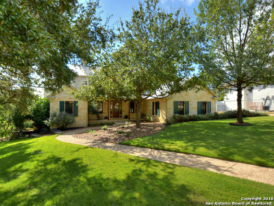 Fair Oaks Ranch Single Family Home For Sale: 8624 Delta Dawn Ln