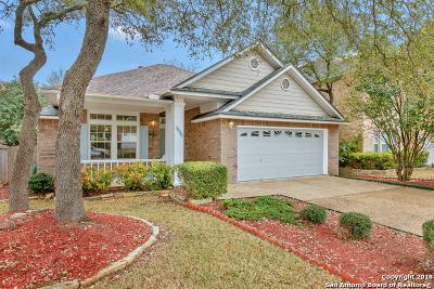 San Antonio Single Family Home New: 1406 Horizon Circle