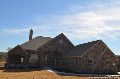 Castroville Single Family Home For Sale: 139 Cascade Trail