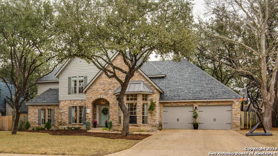 San Antonio TX Single Family Home Sold: $499,500
