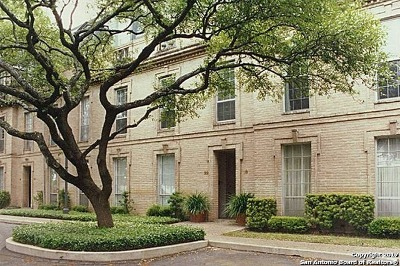 San Antonio Condo/Townhouse New: 7707 Broadway St #11