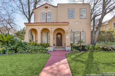 San Antonio Single Family Home Back on Market: 402 Donaldson Ave