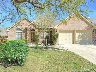 Single Family Home New: 1015 Crystal Spring