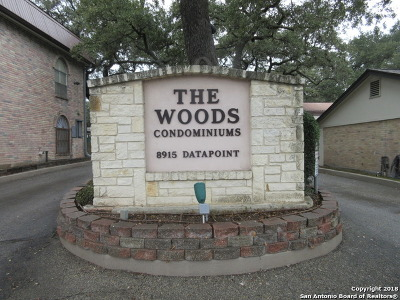 San Antonio Condo/Townhouse New: 8915 Datapoint Dr. #39A