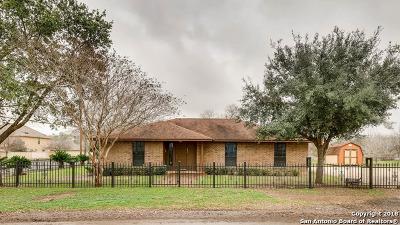 San Antonio Single Family Home Back on Market: 806 E Ashley Rd