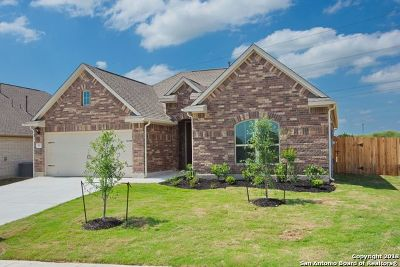 Cibolo Single Family Home New: 933 Foxbrook Way
