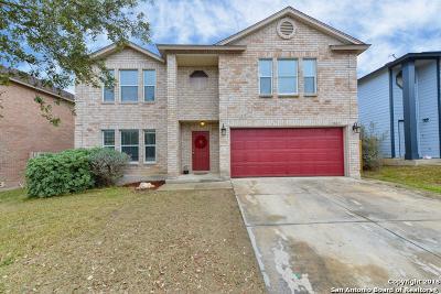 San Antonio Single Family Home For Sale: 10211 Rainbow Creek