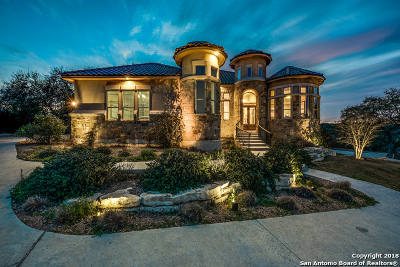 New Braunfels TX Single Family Home New: $750,000
